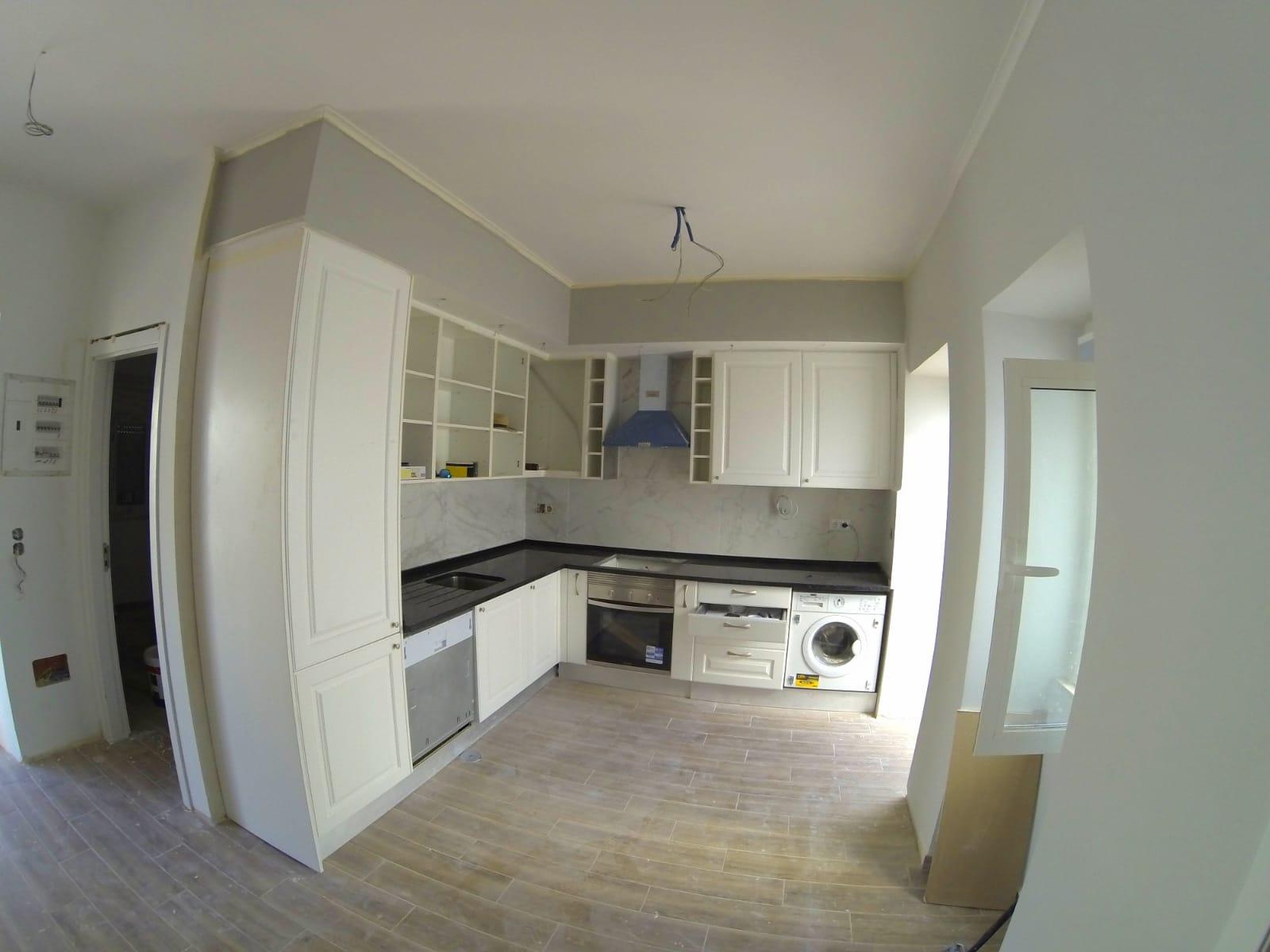 Remodelação total de moradia em Portimão
